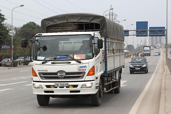 Thiết bị giám sát hành trình xe tải 7 tấn đến dưới 10 tấn