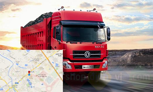 Thiết bị giám sát hành trình xe tải trên 10 tấn