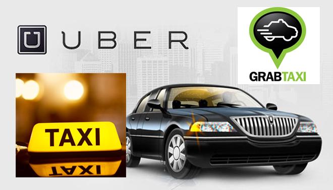 Thiết bị giám sát hành trình xe chạy Uber