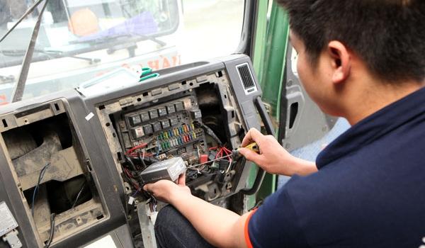 Thiết bị giám sát hành trình xe tải từ 3,5 tấn đến dưới 7 tấn